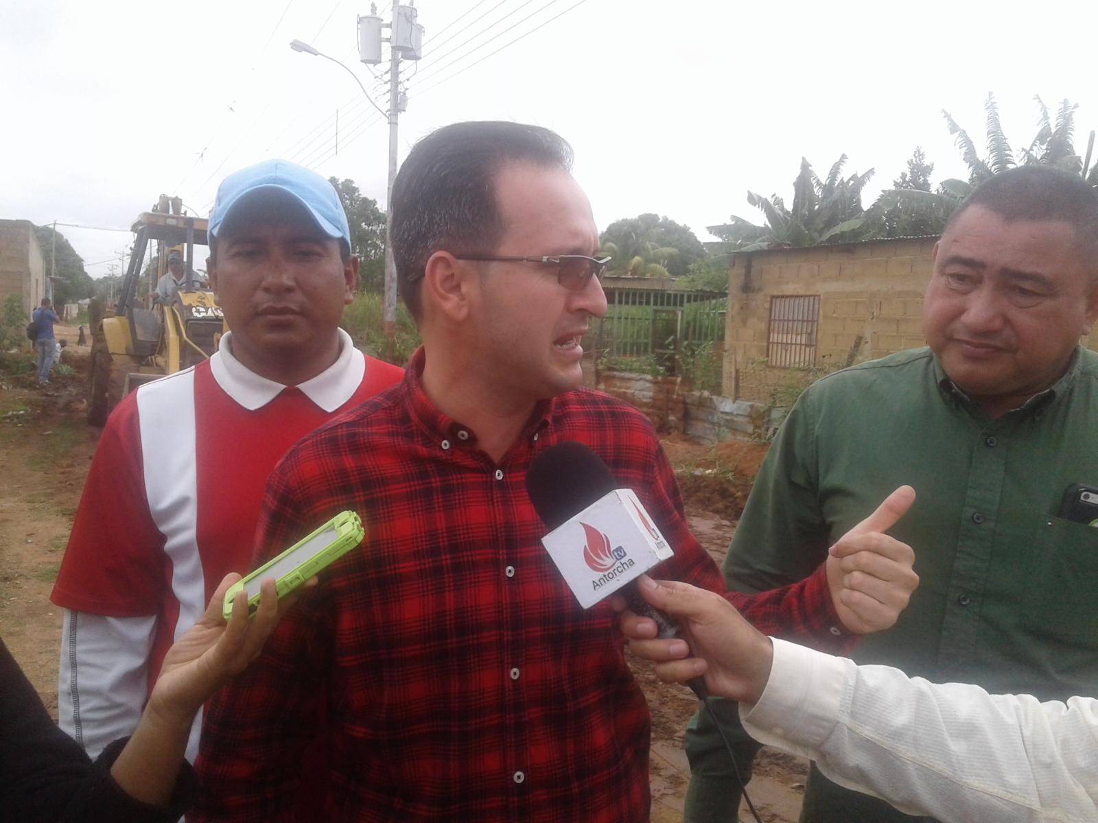 PC reporta 28 sectores vulnerables ante lluvias
