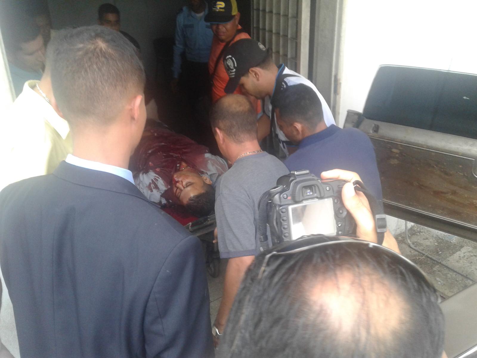 Delincuentes asesinaron a joven abogado