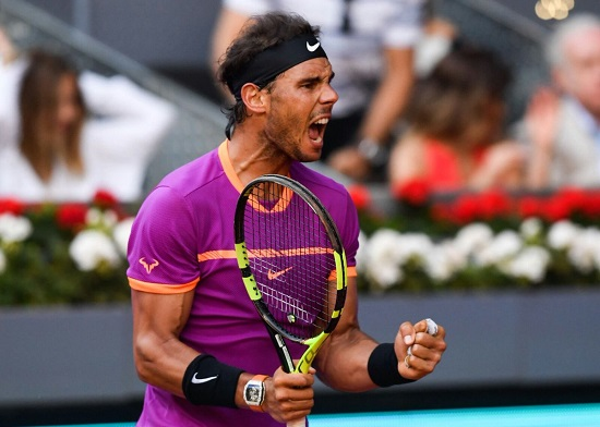 Rafael Nadal sigue ganando