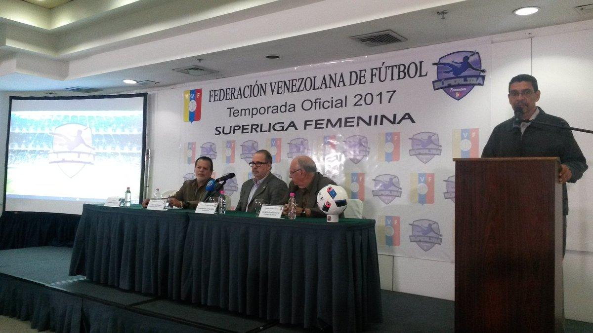 Superliga Femenina lista para iniciar