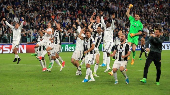 Juventus dejó fuera a Mónaco