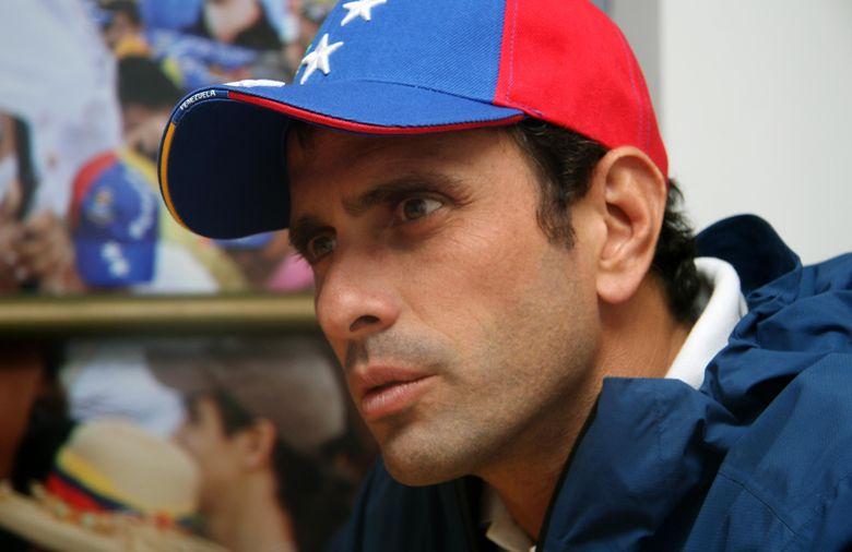 Capriles se pronunció sobre el fallecimiento de Cesar Pereira