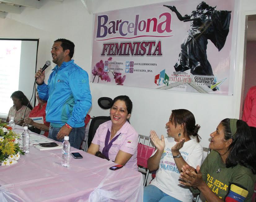 Plan Barcelona Feminista  comprende 21 actividades