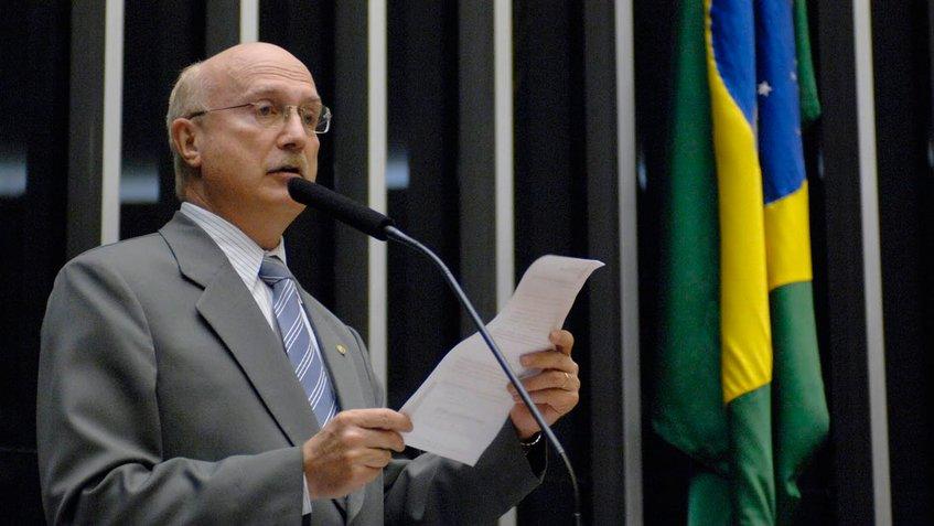 El presidente Michel Temer sustituyó al Ministro de Justicia, Osmar Serraglio en plena crisis política