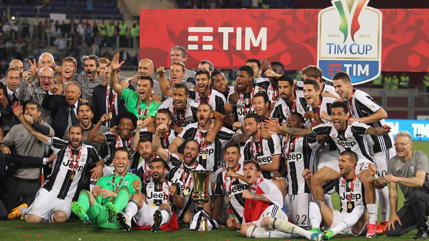 Juventus logró su sexto título consecutivo en la Serie A