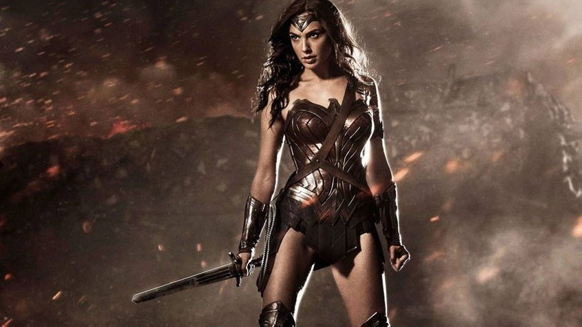 Presentan tráiler final de Wonder Woman