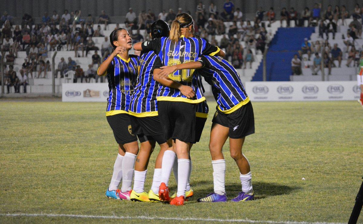 Estudiantes de Guarico goleó a  Lala FC en su debút