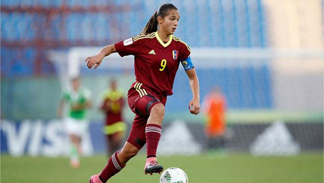 Deyna Castellanos jugará amistoso contra México