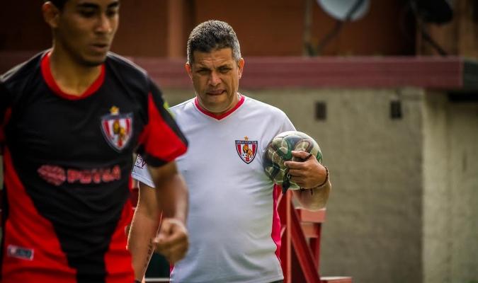 Joseín Rodríguez  dirigirá al Caracas de Fútbol Sala