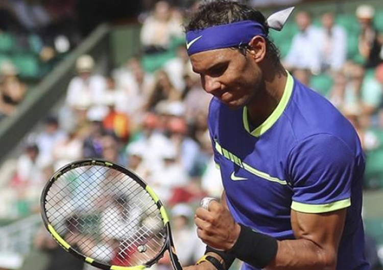 Nadal ganó y avanzó a octavos de final