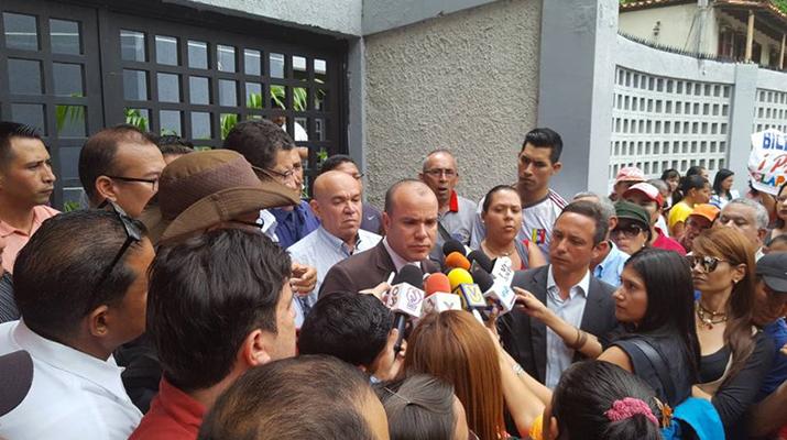 Fiscal Superior denunció remoción de su cargo