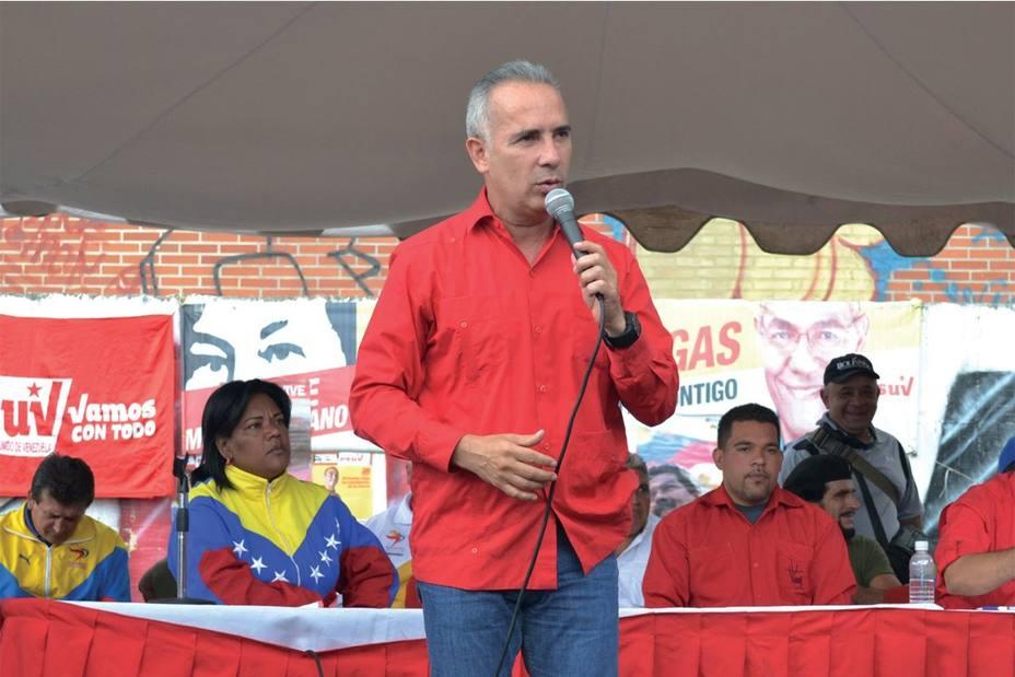Bernal: La violencia será derrotada por la Asamblea Nacional Constituyente
