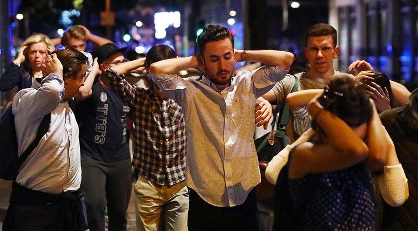 Siete personas fallecidas dejó el atentando en Londres