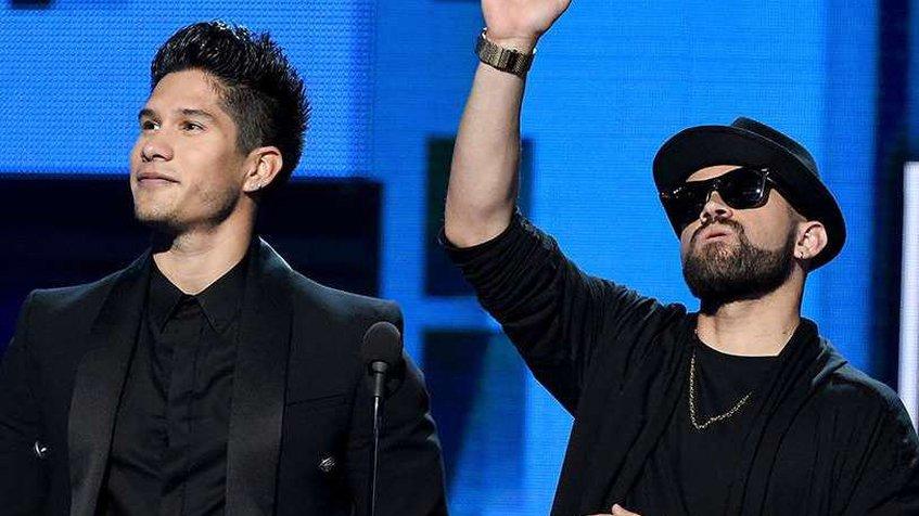 Chino y Nacho obtuvieron dos nominaciones a los premios Heat Latin Music Awards