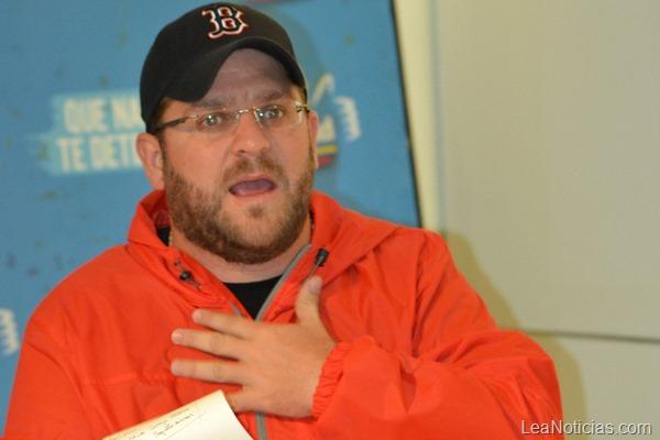 Gustavo Marcano garantiza  seguridad en el municipio