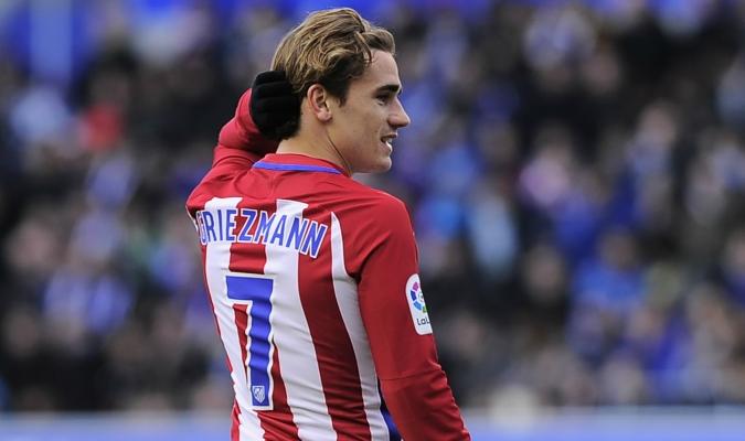 Griezmann seguirá con el Atlético