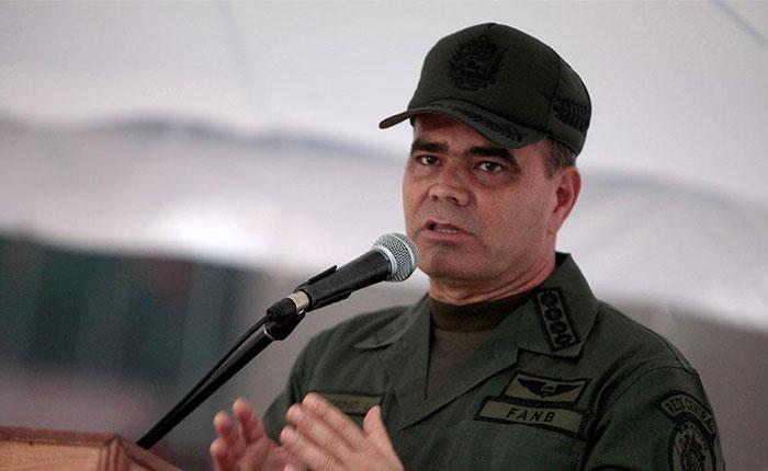 """Padrino López pide que cese """"la campaña de odio"""""""