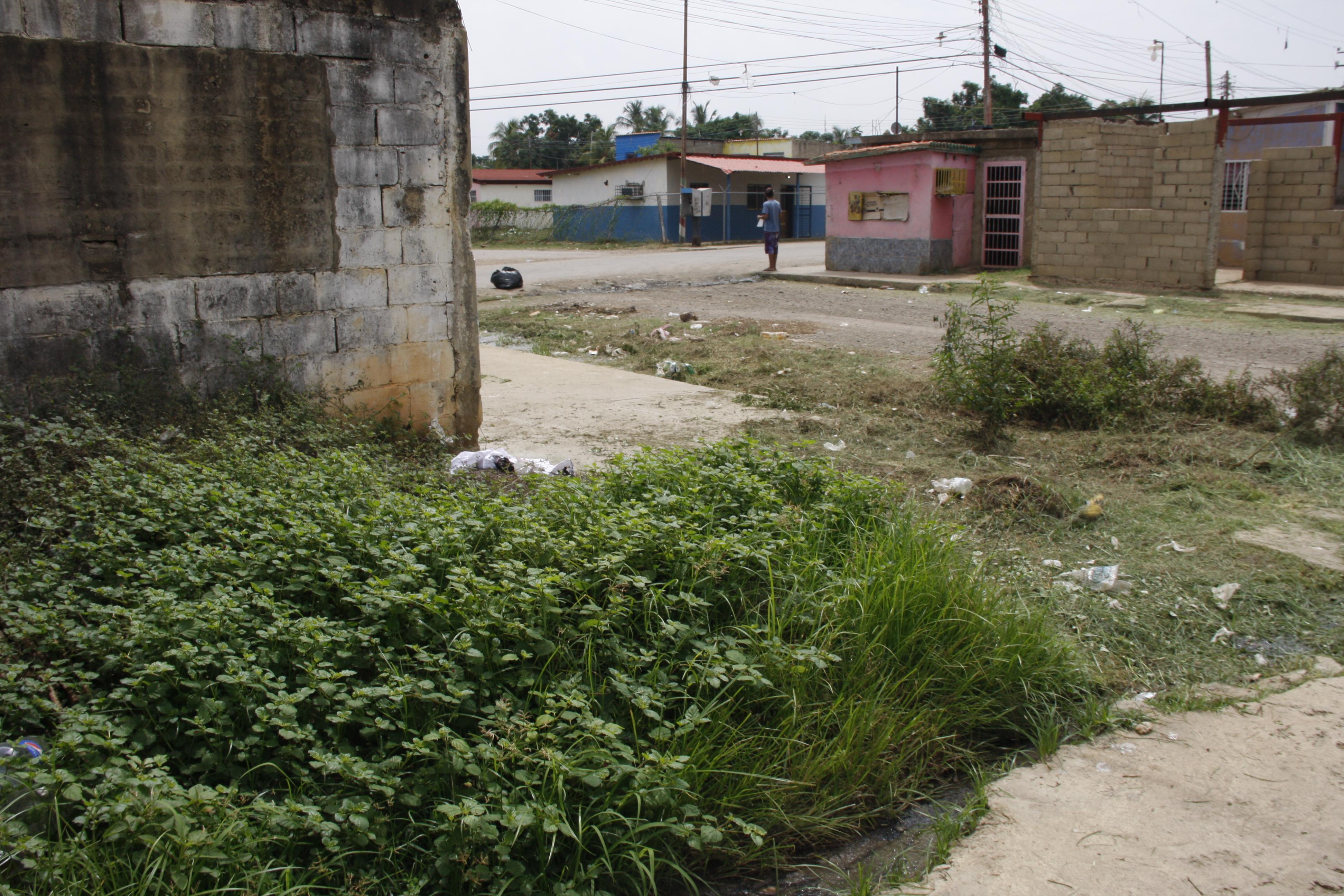 Vialidad de La Ponderosa están destrozadas por bote de aguas negras