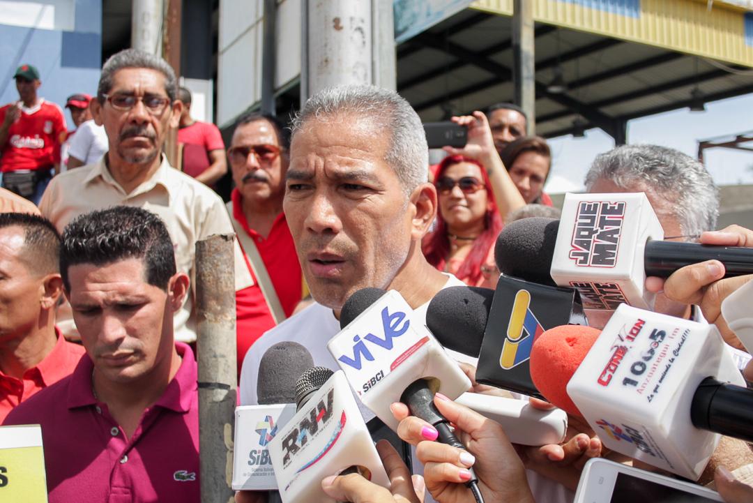 Gobernador exigió detención de «guarimbero»