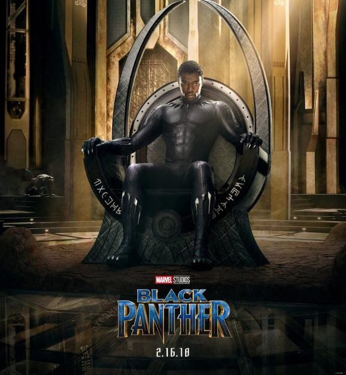 """Marvel presentó el tráiler de la película """"Pantera Negra"""""""