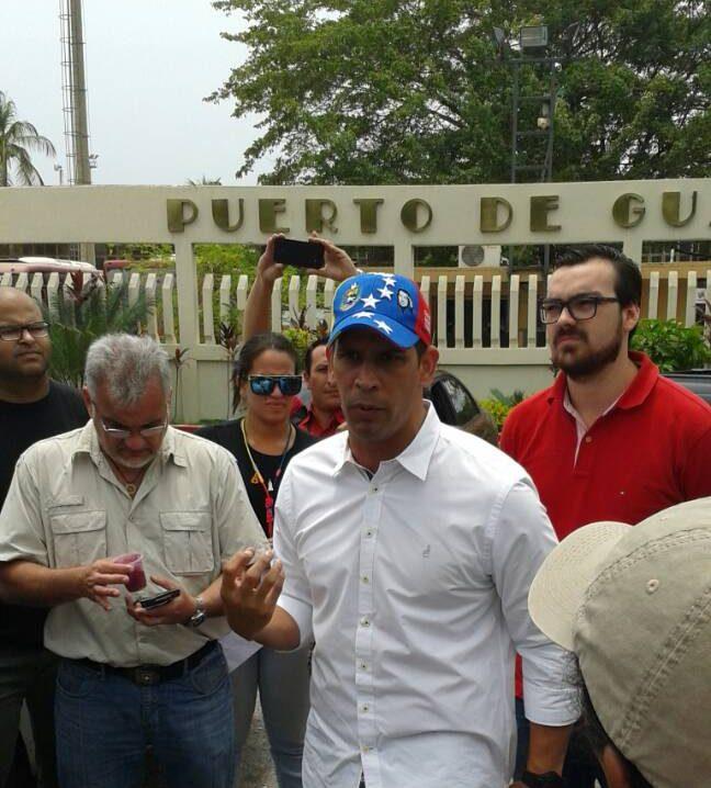 Trabajadores de Bolipuertos volvieron a protestar