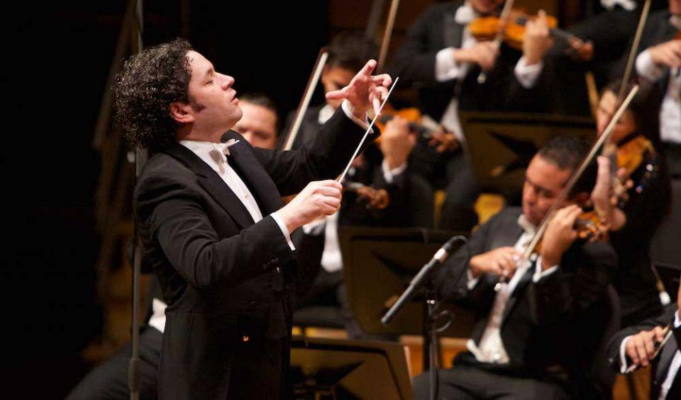 Gustavo Dudamel dirigirá la Filarmónica de Berlín este viernes