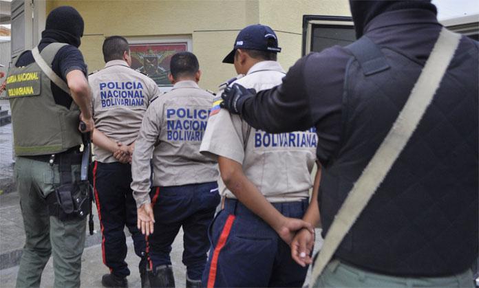 Reverol: Fueron detenidos los PNB involucrados en hechos irregulares en Altamira