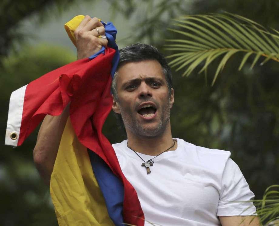 Amnistía Internacional solicitó liberación inmediata de Leopoldo López