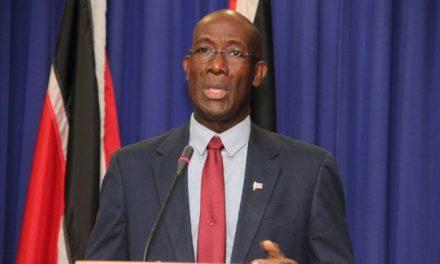 Primer ministro de Trinidad y Tobago dice que no aceptará a venezolanos en su país