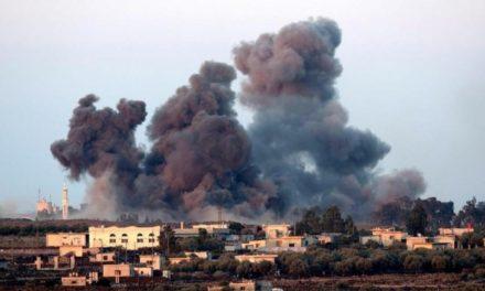 36 mujeres y niños fueron secuestrados durante el ataque en el sur de Siria