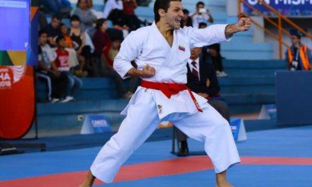 Antonio Díaz ganó su sexta medalla de oro