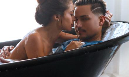 Aran y Rosmeri desmienten su video íntimo estrenando un videoclip no tan porno