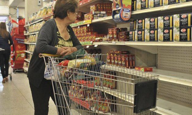Canasta Básica Familiar superó los 600 millones de bolívares en junio