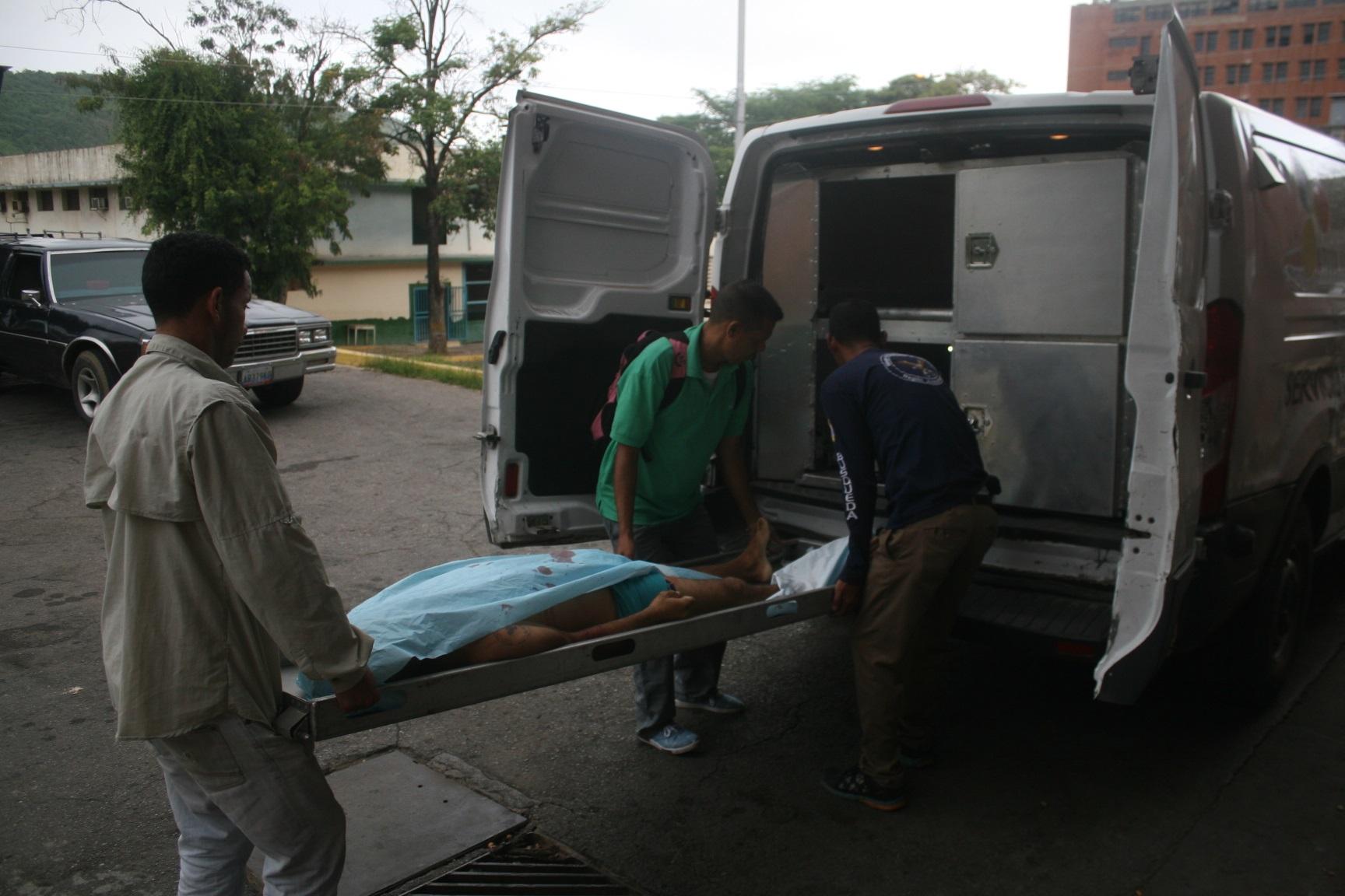 Cicpc abatió a dos hombres en presuntos enfrentamientos