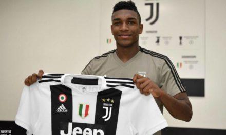 Christian Makoun firmó con la Juventus