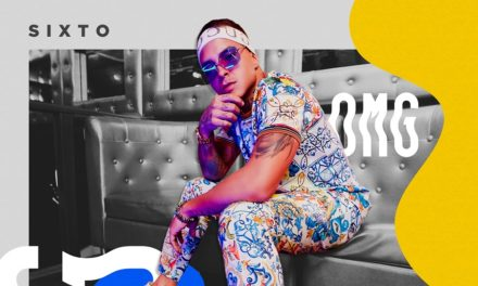 Sixto Rein ya lanzó su disco OMG