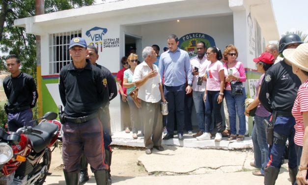 Rehabilitaron módulo de Polibolívar en la Fundación Mendoza