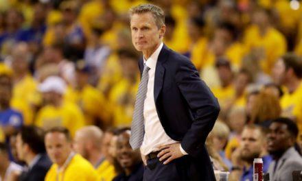 Steve Kerr extiende su contratado con Warriors