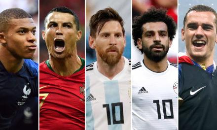 """Mbappé y Modric comandan lista al premio """"The Best"""" 2018"""