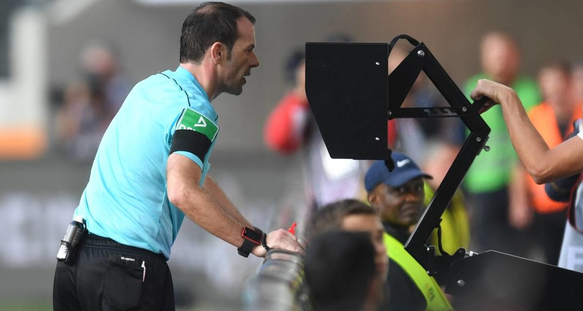 VAR será protagonista en finales de la Copa de Brasil