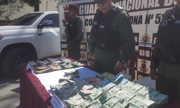 Autoridades han incautado más de 2 millardos que circulaban ilegalmente