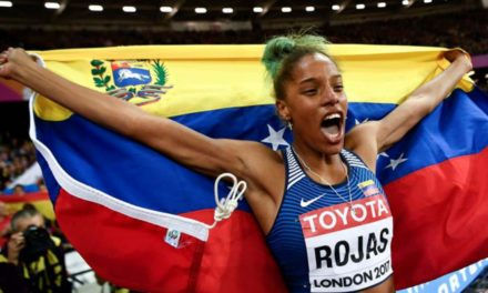 Yulimar Rojas no estará en los Centroamericanos