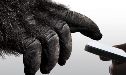 Llegó al mercado el Gorilla Glass 6,el protector para tu celular