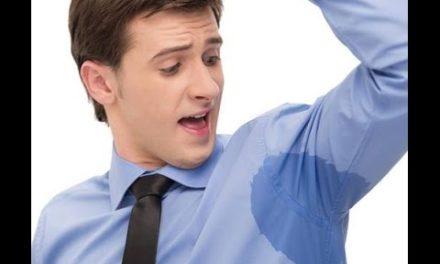 ¿Cómo puedes evitar la sudoración de las axilas?