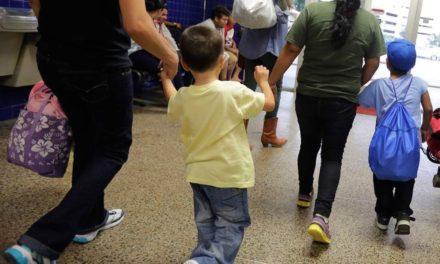 Cejil desconoce qué hará EE.UU. con los 400 niños migrantes