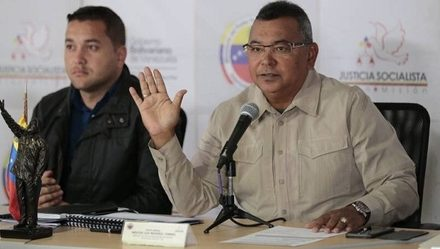 Reverol dice que el Saime será reestructurado para mejorar el servicio