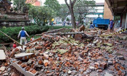 Indonesia elevó a 436 la cifra de muertos por el sismo en la isla de Lombok