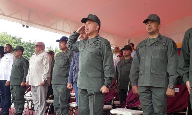 GNB reorganizó sus unidades tácticas en la región