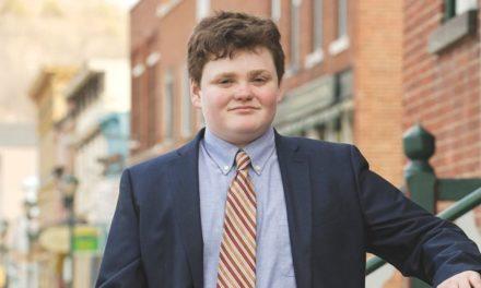Un estudiante de 14 años se postula  para gobernador en EE.UU.