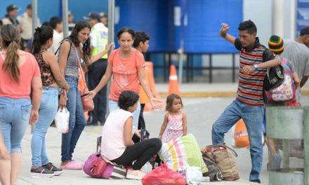 Gobierno peruano declaró emergencia sanitaria por migración venezolana